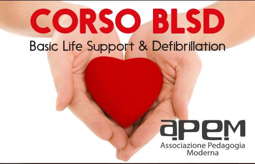 Evidenza-Corso BLSD-news
