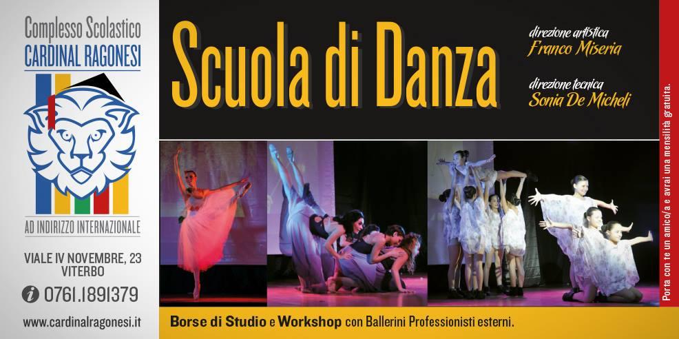 Flyer Danza Ragonesi 2016-17 bianca