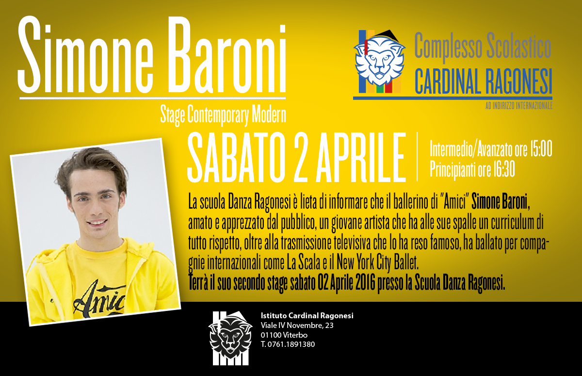Simone Baroni-news