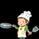 bimbo cuoco