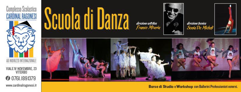 Scuola di Danza RAGONESI FB - Scuola Danza. Inizio lezioni nuovo anno.