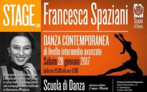 STAGE_FRANCESCA SPAZIANI_DANZA CONTEMPORANEA