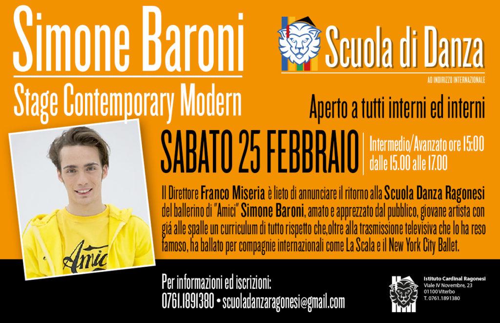 Simone Baroni-news2017